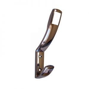Крючок мебельный 2-х рожковый 210.00 ₽