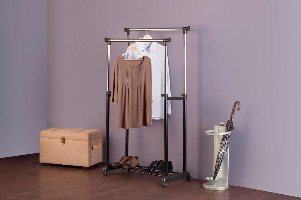Передвижная вешалка для одежды